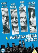 DVD Manhattan Murder Mystery - Woody Allen Diane Keaton - Mit deutschem Ton NEU!