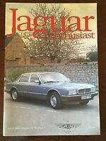 JAGUAR ENTHUSIAST Volume 12 Number 7 - July 1996