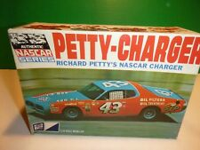 MPC RICHARD PETTY CHARGER NASCAR VINTAGE 1708 1/25 Model Car Mountain