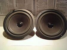 1 pezzi ITT lpt210/25/110fs Bass/mezzitoni altoparlanti 226mm 8ohm NOS NUOVO