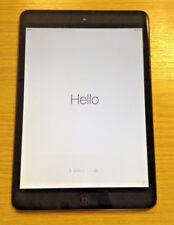 Apple iPad Mini 1 16GB Wi-Fi Only Black & Slate Used Tablet WORKING