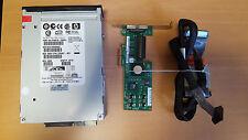 HP Ultrium 448 LTO-2 Scsi Tape Drive DW016-69201 + Scheda SCSI HP 439946-001