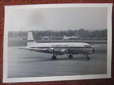 PHOTO BRISTOL WAYFARER DOUGLAS DC-6B UTA F-BGDC 1960'S GATWICK AIRPORT ??