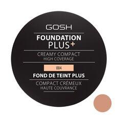 GOSH Foundation Plus Creamy Compact High Coverage - 006 Honey - 9g