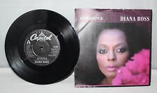 """7"""" Single - Diana Ross - Experience - Capitol CL 400 - 1985"""