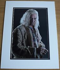Rhys Ifans SIGNED autograph 16x12 photo display Harry Potter Film AFTAL & COA