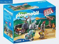 Playmobil 70036 Starterpack Kampf um d. Ritterschatz Knights  Ritter Neu OVP