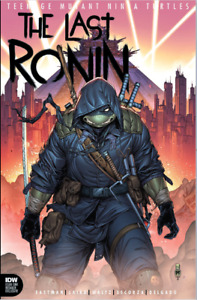 THE LAST RONIN #1 EPIKOS STORE EXCLUSIVE BY JEREMY CLARK 4/9/21 IDW EB193