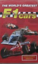 THE WORLD'S GREATEST F1 CARS - VHS