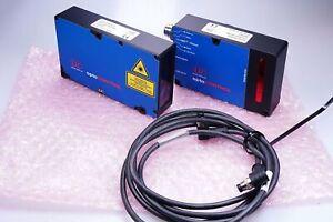 MICRO-EPSILON 2520-46 Optisches Laser Präzisions-Mikrometer mit inte. Controller