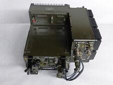 AN/VRC-94D HARRIS MILITARYRADIO SET 30-90,116-174 & 225-420MHZ AM/FM  50W MOBILE