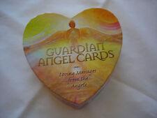 GUARDIAN ANGEL CARDS IN HEART BOX INSPIRATIONAL ORACLE SPIRITUAL WISDOM TAROT