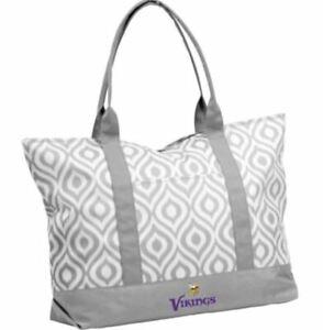 Minnesota Vikings Ikat Tote Bag
