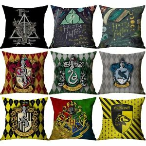 Goblet of Flame Pillowcase Harried Cushion Cover Potters Movies Theme Pillowcase