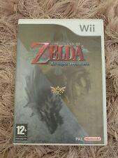 the legend of zelda twilight princess wii Game Complete