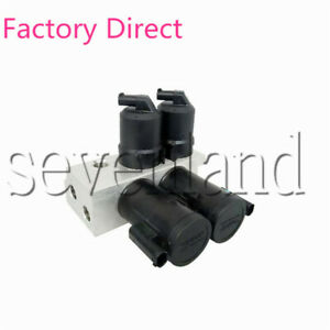 SL ABC HYDRAULIC SUSPENSION VALVE FOR MERCEDES-BENZ S CL CLASS 2203200358