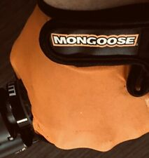 Mongoose Non-Slip Half Finger Biking Gloves/ large /Cycling Skateboard Bike mtb