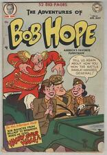 Adventures of Bob Hope #8 April 1951 VG-