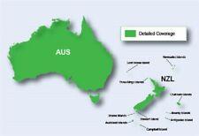TOPO Australia & New Zealand Micro-SD/SD Card for Garmin GPS
