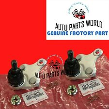 GENUINE OEM TOYOTA RAV4 NX300h RIGHT & LEFT FRONT LOWER SUSP BALL JOINT SET OF 2