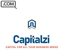 Capitalzi.com - Brandable Premium Domain Name - Capital Money Loan Domain Name