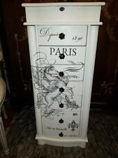 Jewelry Armoire Cabinet Chest Organizer Standing jewelry box Storage gift  horse