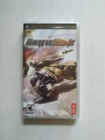 Battle Zone PlayStation PSP US English Factory Sealed