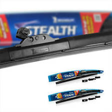 Suzuki Swift (1984-1986) Hatchback Michelin Stealth Front Wiper Blade Set