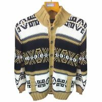 DSQUARED2 Men Knit Jacket Size M Mens Knit Cardigan M Buttons Sweater NWT $1495