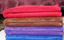 Car cleaning supplies Dedicated Towels 60x160cm Thickening sanded Wash Cloth1PCS