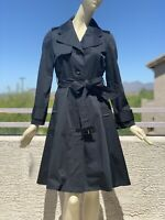 Kate Spade Broome Street Belted Trench Coat