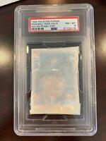 1984 Ralston Purina Wax Pack Sealed Nolan Ryan Top PSA 8