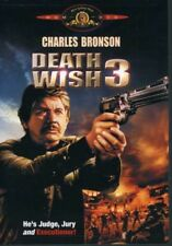 Death Wish 3 [New DVD] Repackaged, Subtitled, Standard Screen