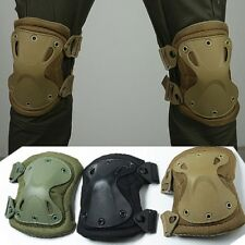 Tactical Airsoft Knee Elbow Pad Protective Fast Gear Genouillere Elbow supporter