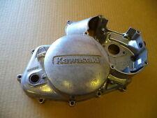 78' Kawasaki KE125 KE-125 / OEM RIGHT ENGINE CLUTCH SIDE COVER