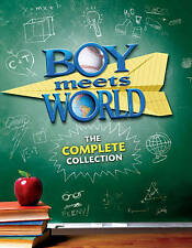 Boy Meets World: The Complete Collection* Factory Sealed* Ships Next Biz Day*