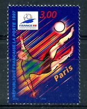 STAMP / TIMBRE FRANCE NEUF N° 3077 ** SPORT / COUPE DU MONDE DE FOOTBALL 98