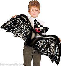 "Halloween Giant 52"" Inflatable Hanging Vampire Bat Prop Party Decoration"