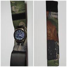 Universal watch protector camo green/ Uhrschutz terrainfarbe-grün
