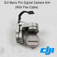 For DJI Mavic Pro Drone Gimbal Camera Arm with Flat Flex Cable Repair Parts