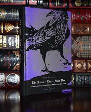 Raven Tales and Poems by Edgar Allan Poe Brand New Textured Hardcover 2 Day Ship