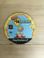 The Simpsons: Hit and Run Pour PS2 * Disque Seulement *