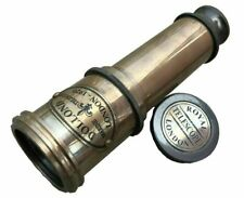 Nautical Maritime Telescope Marine Antique Brass Pirate Spyglass Vintage Scope