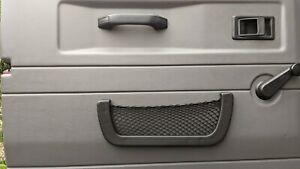 Land Rover - Exmoor Trim Mesh / Net Storage Door Pockets (x2 pair) - Defender