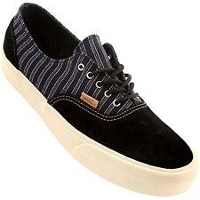 Vans Era Decon CA Hickory Mix Black Men's Classic Skate Shoe Size 9.5