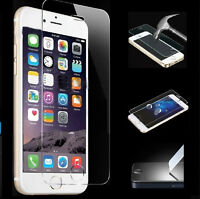 FOR APPLE IPHONE 6 6S GENUINE TEMPERED GLASS FILM SCREEN PROTECTOR PROTECTION