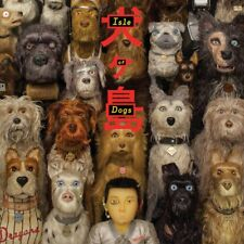 Isle Of Dogs ORIGINAL MOVIE SOUNDTRACK 180g ALEXANDRE DESPLAT New Vinyl LP