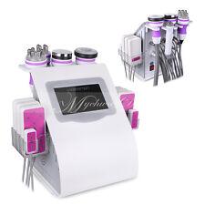 Aspirapolvere 6in1 per cavitazione radio frequenza Body Slimming Diodo salone di bellezza macchina