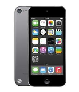 Apple IPod Touch 5th Generation Space Gray 16GB MP3 MP4 Player - 90Days Warranty
