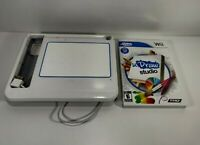 uDraw Wii Drawing Tablet & Game Bundle Nintendo Wii Tested
